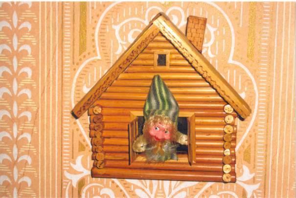 Как сделать дом для домового